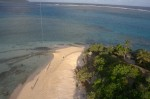 East end of beach from kite
