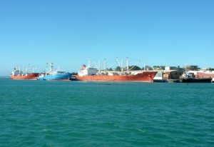 Port of Diego Suarez
