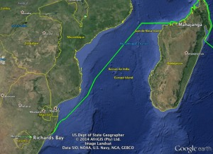 South Africa Passage