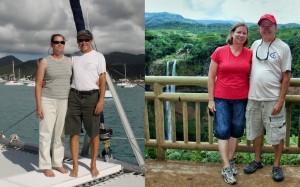 Frank and Karen 2009 - 2014
